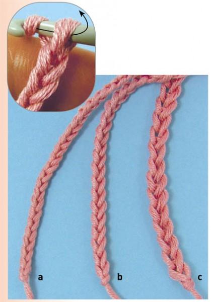 воздушная арка вязание крючком