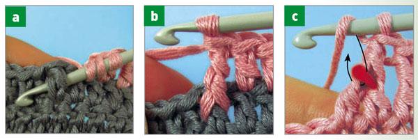 вязание крючком уроки