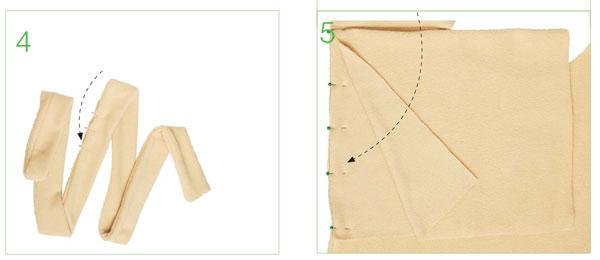 как сшить женский халат выкройка
