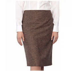 Как сшить прямую юбку, выкройка.