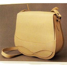 Как сшить сумку из кожи, мастер класс.