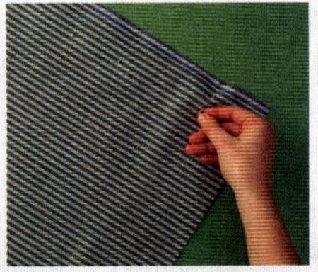 штора со стачным полотнищем