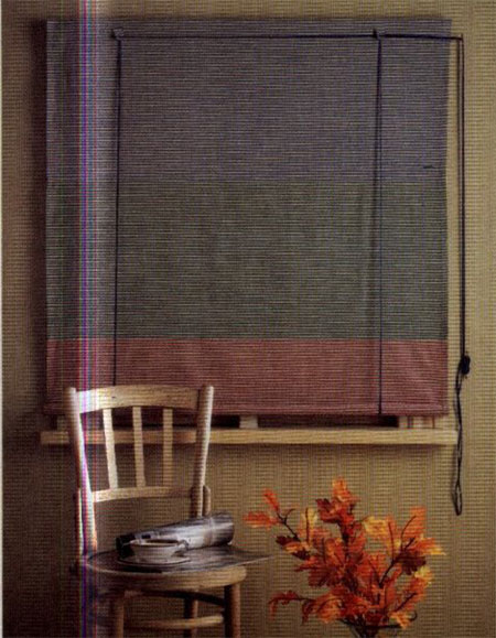 Как сшить шторы просто