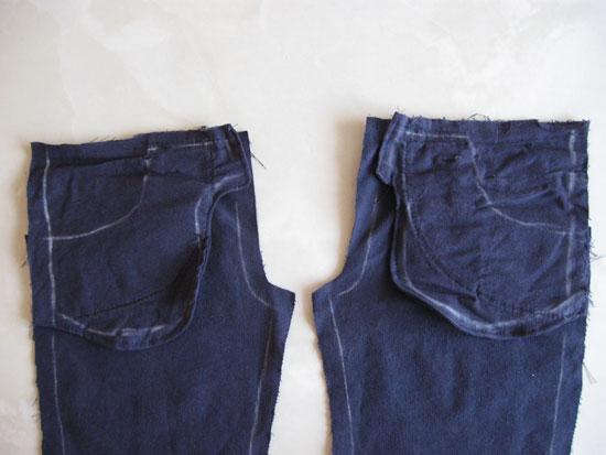 карманы для брюк