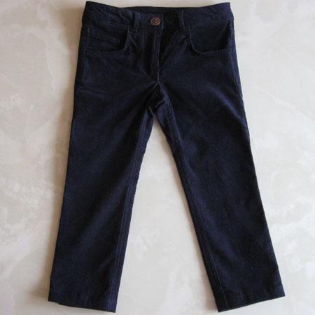 брюки для ребенка