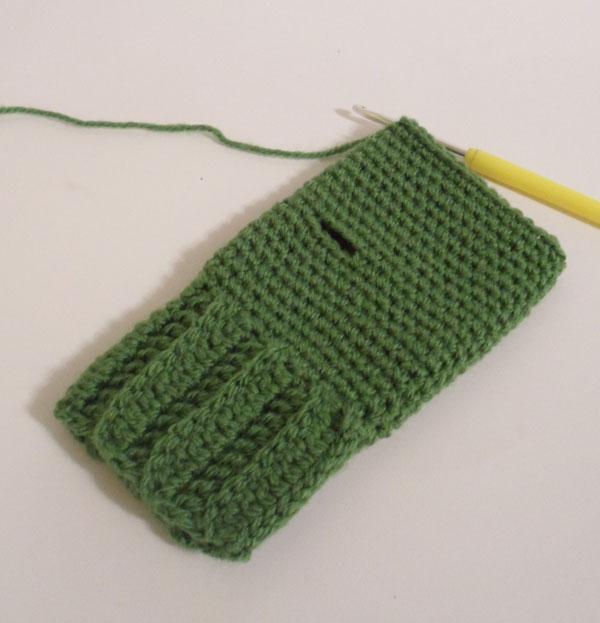 варежки вязание мк