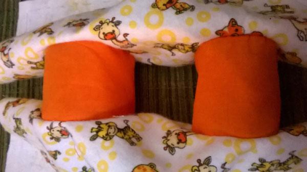 Подушки из букв видео