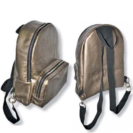 Как сшить рюкзак из искусственной кожи