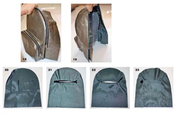 Рюкзаки своими руками из кожи чемоданы финской фирмы lapland