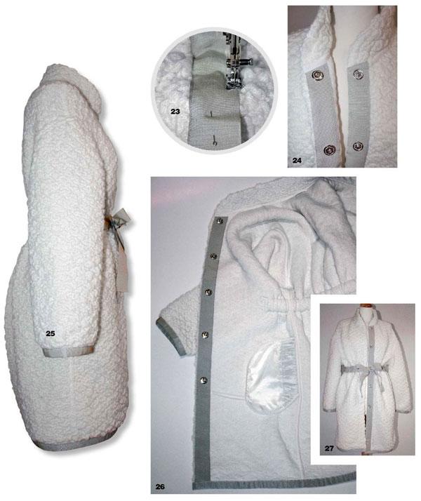шьем пальто
