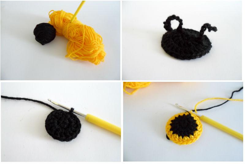 туловище вязание крючком