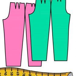 измерение для брюк