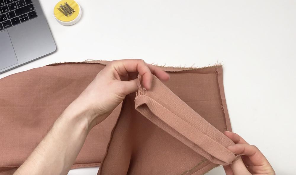 переделка джогеры из брюк