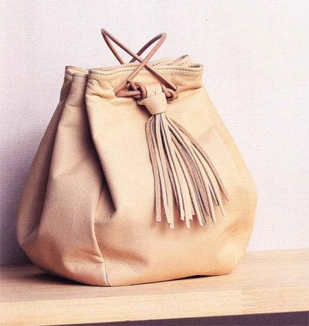 Выкройка сумочка мешочек